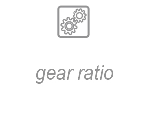 gear ratio